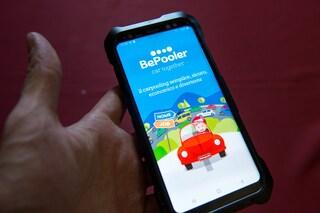 Milano, arriva l'app per il carpooling comunale: accordo con BePooler per abbattere il traffico