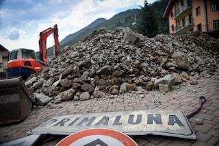 Maltempo in Lombardia, vigili del fuoco ancora al lavoro a Premana e Primaluna