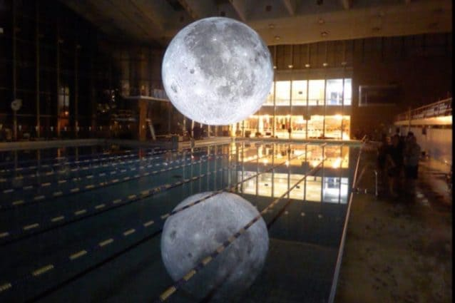 (Foto: Museum of the Moon)