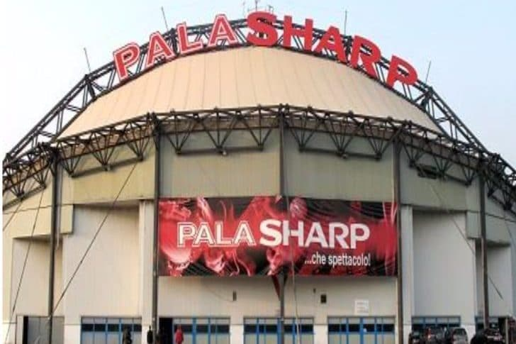 Il Palasharp diventerà la Milano Hockey Arena