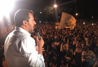 Cremona, 16enne molestata mentre era in coda per un selfie con Salvini: arrestato 50enne
