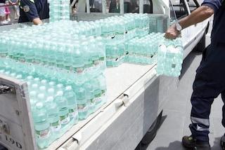 Caldo a Milano: giovedì 27 giugno distribuita acqua gratis per le persone in difficoltà