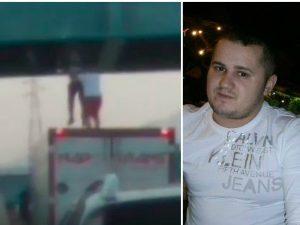 Gabriel Ionut, il camionista che ha salvato un ragazzo dal suicidio