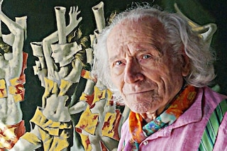 Morto all'età di 99 anni l'artista Lanfranco: scolpì anche una guglia del Duomo di Milano