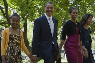Barack Obama e famiglia ospiti di George Clooney nella sua villa sul lago di Como