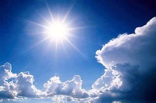 Previsioni meteo: weekend estivo e soleggiato, da domenica sera torna l'instabilità