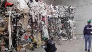 Traffico illecito di rifiuti e roghi tossici al Nord: sgominata organizzazione criminale, 20 arresti