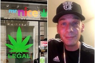 """Cannabis light, la polizia nel negozio del fratello di J-Ax a Milano: """"Vendita pienamente legale"""""""