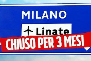 Chiude l'aeroporto di Linate: Trenord potenzia per tre mesi i collegamenti in treno per Malpensa