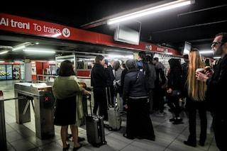 Milano, la linea rossa M1 ferma per un guasto tecnico: treni riprendono a circolare lentamente