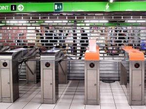 Sciopero metro (Immagine di repertorio)