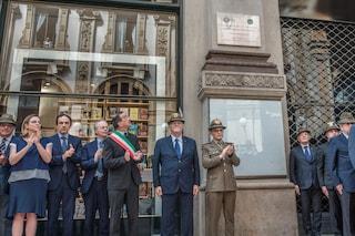 L'8 luglio 1919 a Milano veniva fondata l'Associazione nazionale alpini: la prima sede in Galleria