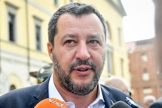 """Lombardia Film commission, Salvini sui commercialisti vicini alla Lega arrestati: """"Persone oneste"""""""