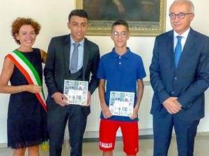 AdamEl Hamami eRamyShehata sono diventati ufficialmente cittadini italiani