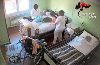 Besana in Brianza, picchiavano anziani in una casa di riposo: denunciati cinque assistenti sanitari