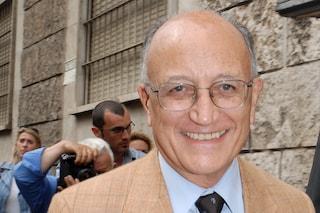 Milano, morto Francesco Saverio Borrelli, l'ex capo del pool Mani pulite