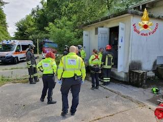 Varese, 47enne muore folgorato: ha ricevuto una scarica elettrica da 15mila volt