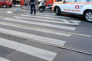 Varese, tir travolge e uccide un'anziana: il camionista è indagato per omicidio stradale