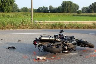Incidente lungo l'Autostrada A4 tra Cormano e Sesto San Giovanni: grave un motociclista