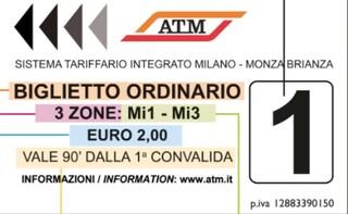 Milano, biglietto Atm a 2 euro: guida alle nuove tariffe del trasporto pubblico