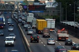 Incidente lungo la Paullese nei pressi di Mezzate: code e traffico paralizzato in entrata a Milano