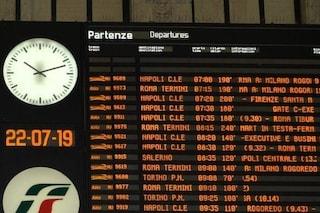 Ferrovie, circolazione sospesa tra Roma e Firenze: caos alla stazione Centrale di Milano