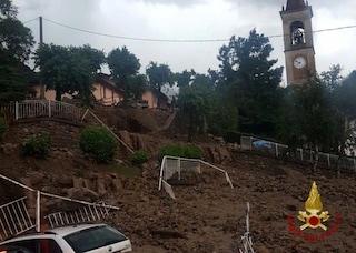 """Maltempo, frana in Alta Valsassina: 146 persone sfollate. Fontana: """"Vicino alla comunità Lecchese"""""""