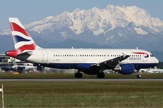 Bergamo, British Airways torna a Orio al Serio: da settembre nuovo collegamento per Londra Gatwick