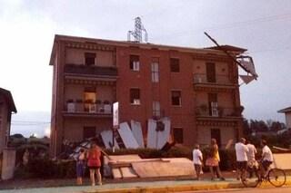 Maltempo in Lombardia: ancora danni nel bresciano, bomba d'acqua su Lodi, evacuati in Valchiavenna