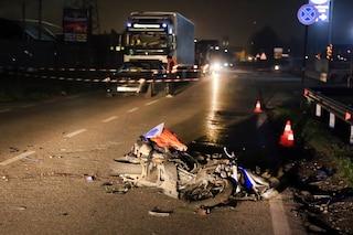 Berzo Demo, la moto sbanda: coppia muore in un incidente e lascia una figlia di soli 12 anni