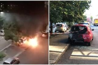 Milano, catturato il 'piromane di Maciachini': a luglio ha dato fuoco a 18 auto parcheggiate