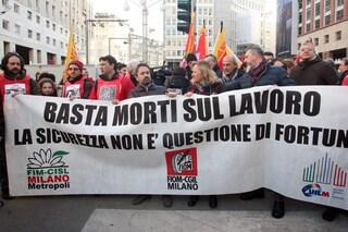 """Morti sul lavoro, Fim-Cisl: """"In Lombardia 75 vittime da inizio anno, vergogna"""""""