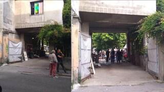 """Milano, sgomberata una palazzina occupata dal collettivo anarchico dei """"Pirati"""""""