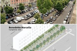 Milano, via Benedetto Marcello cambia volto dopo 40 anni: al via i lavori, il mercato trasloca