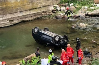 Visano, l'auto si ribalta in un canale tra i campi: anziano resta intrappolato e muore annegato