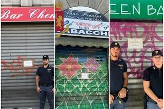 """""""Ritrovo di pregiudicati"""": licenza sospesa per tre bar in zona Quarto Oggiaro a Milano"""