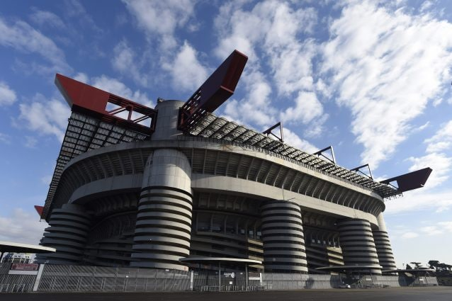 Stadio San Siro, Milano