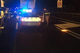 Brescia, attraversa la statale a piedi di notte: ragazza di 22 anni investita e uccisa