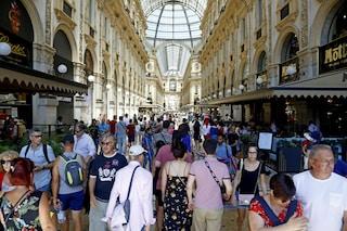 Milano, la città in agosto piace ai turisti: oltre mezzo milione di arrivi, più 8,4 per cento