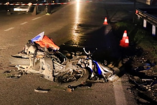 Milano, incidente tra auto e moto in via Sant'Elia: grave un uomo di 42 anni