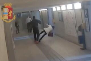 Donne prese a pugni alla stazione di Lecco: in carcere l'aggressore incastrato dalle telecamere