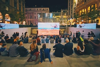 Piazza Liberty diventa un cinema all'aperto: all'anfiteatro Apple due film in difesa dell'ambiente