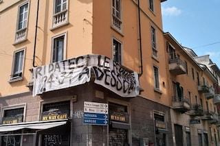 """Milano, la protesta dei residenti di via Ripamonti: """"Ridateci le fermate del tram 24 e del bus 34"""""""