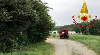 Ritrovato un cadavere nei boschi di Montano Lucino: potrebbe appartenere allo scomparso Paolo Rio
