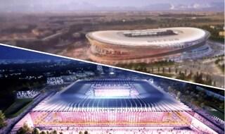 """Nuovo stadio di San Siro a Milano, svelati i progetti: """"Il Meazza non va più bene"""""""