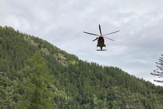 Tragedia in montagna a Gordona: escursionista milanese precipita e muore