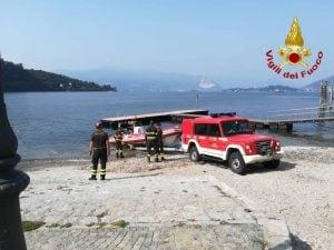 Foto di repertorio – lago Maggiore