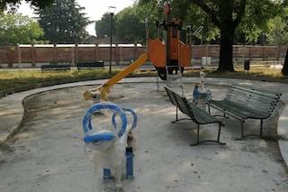 Milano, vandalizzato il cantiere del parco giochi: danni per decine di migliaia di euro