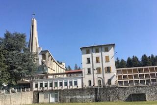 Il convitto di Celana a Caprino Bergamasco: l'antico campus dove è ambientato Il Collegio 4