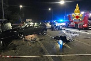 Rho, incidente stradale sul Sempione: tre auto coinvolte, morto un conducente